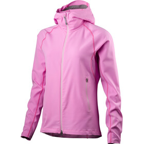 Houdini W's Motion Light Houdi Jacket pressure pink